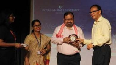Photo of Assam: World Mental Health Day Celebration at RGU