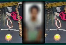 Photo of Itanagar: Youth arrested with stolen Gold and Traditional ornaments