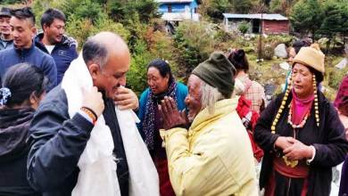 Photo of Arunachal: CS Visits West Kameng and Tawang districts