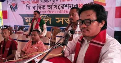 Arunachal; Likha Tejji appeal for proper cultural interaction among the Tani tribes