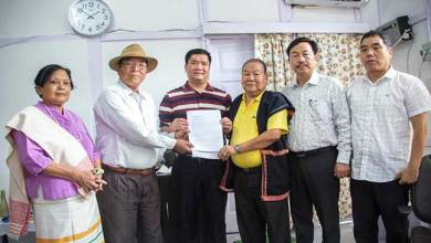 "Photo of Arunachal: Villagers declare "" Will not claim land compensation for 2-lane Highway"""