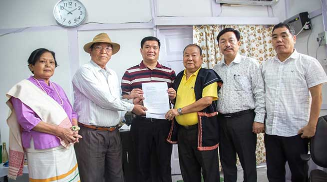 "Arunachal: Villagers declare "" Will not claim land compensation for 2-lane Highway"""