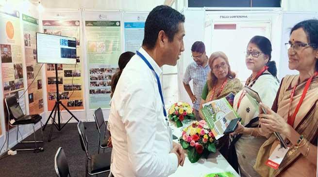 APSCS&T participating in 5th international science festival at Kolkatta