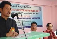 Photo of Arunachal:66th All India Cooperative week celebration begins
