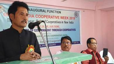 Photo of Arunachal: 66th All India Cooperative week celebration begins