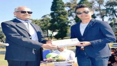 Photo of Meghalaya: Bhaichung Bhutia Joins the Air Warriors at Shillong