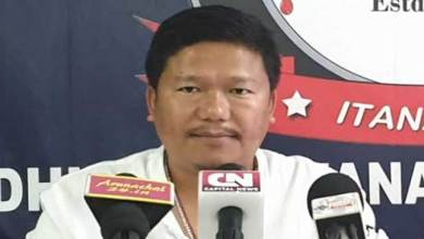 Photo of Arunachal: AAPSU ultimatum to offspring of  non-APST father and APST mother