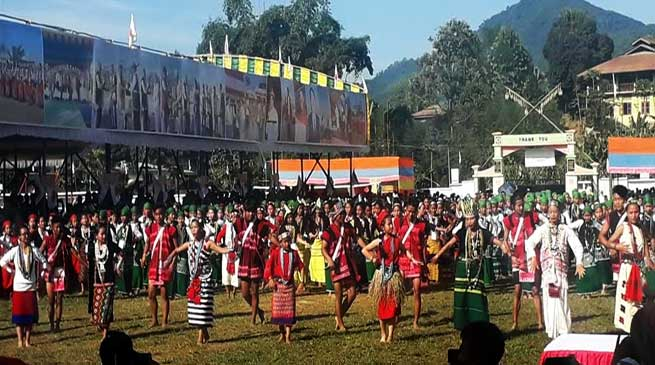 Arunachal: Taba Tedir inaugurates 6th Indigenous Youth Festival