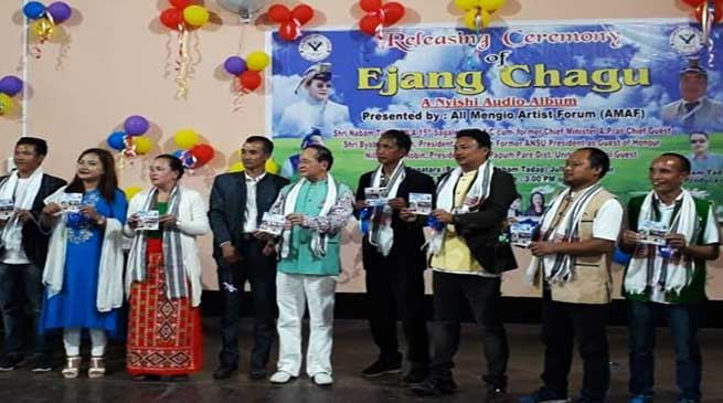 Arunachal: Stay out of the clutches of drugs-Nabam Tuki