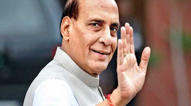 Arunachal Pradesh: Rajnath Singh on two-day visit to state