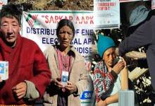 Photo of Arunachal: Sarkar Aapke Dwar held at Luguthang, situated at 14000 ft