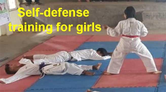 Arunachal: Self-defense training for girls begins in Seppa