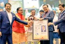 "Photo of Arunachal: Chowna Mein awarded the ""Best Minister 2019"""