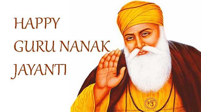 Arunachal Guv, CM greetings on Guru Nanak jayanti