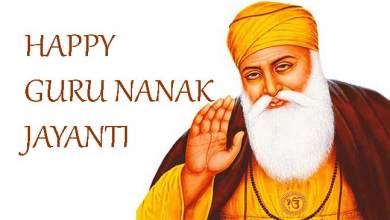 Photo of Arunachal Guv, CM greetings on Guru Nanak jayanti