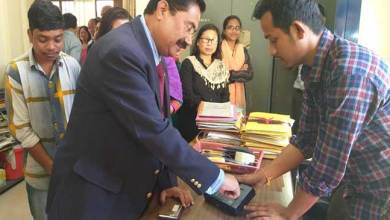 Photo of Itanagar: RGU goes live with Biometric Attendance system