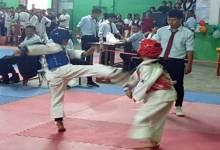 Photo of Arunachal: Taekwondo championship with a motto ' No to drug yes to sports'