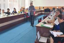 Itanagar: training programme on 'online building permission system'