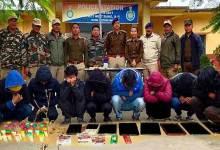 Photo of Arunachal: 8 drug peddlers nabbed with drugs