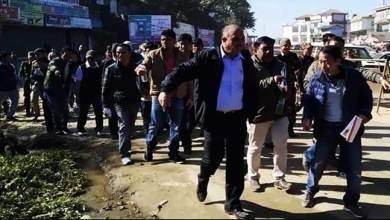 Photo of Itanagar: Security of Itanagar-Naharlagun NH 415 handed to ADM Talo Potom