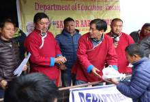 Photo of Tawang: Sarkar Apke Dwar camp held at Ble-teng village