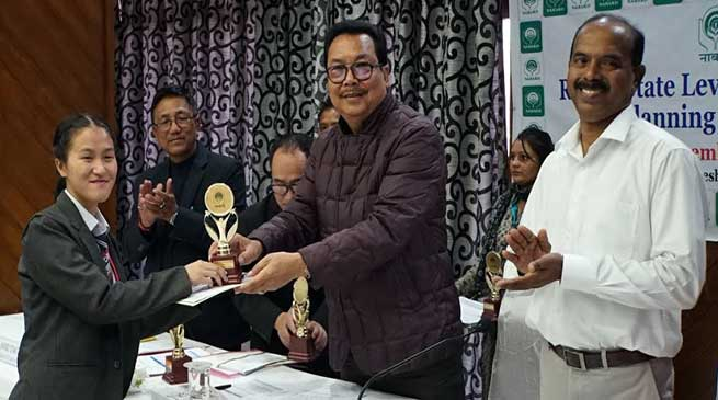 Arunachal has huge potential for Agriculture and Allied Sectors- Chowna Mein