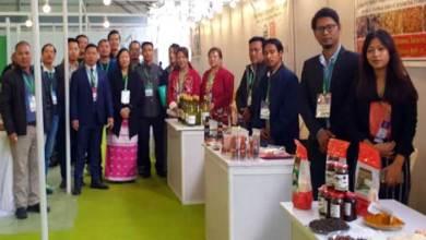 Meghalaya: North East Food Show- huge crowd in Arunachal's stalls