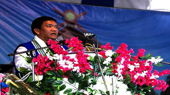 CAB issue: CM Pema Khandu vows to protect rights of tribal communities