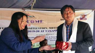 Photo of Arunachal: Skill Development programme held at Tawang