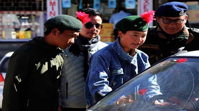 Arunachal: Traffic awareness campaign in Tawang