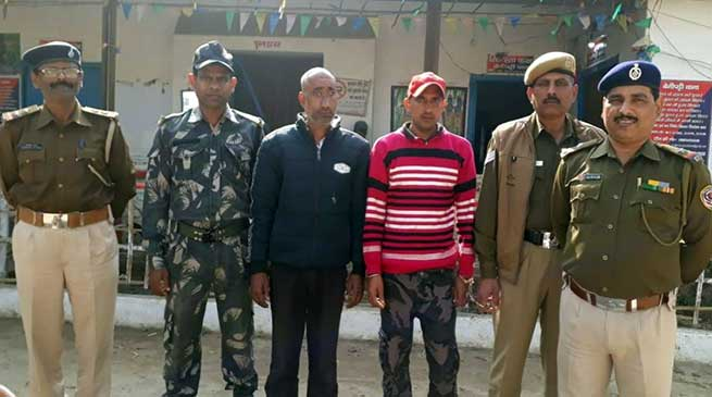 Itanagar: Two held for stealing Rs 2.31 lakh from a wine shop