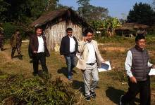 Photo of Arunachal: FFC of AITF visits villages of Namsai in connection with recent violence