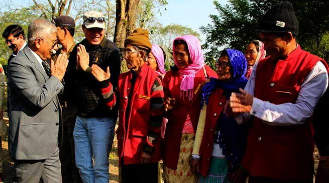 Arunachal: Governor visits Seijosa