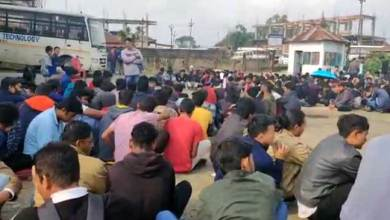 Photo of Arunachal: NIT students go on strike demanding permanent campus