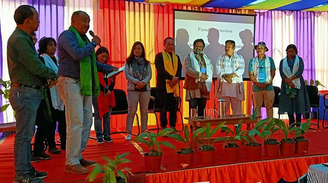 Pakke Paga Hornbill Festival: Panel Discussion, Hornbill Nest Adoption & Photography Competition held