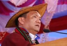 Photo of Arunachal: Pema Khandu attends Si Donyi festival celebrated by the Tagin community