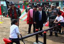 Photo of Arunachal: Indian Army installs playing equipment at Primary School Sigar