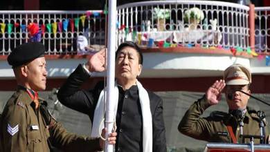 Photo of Arunachal: 71st Republic day celebrated in Tawang