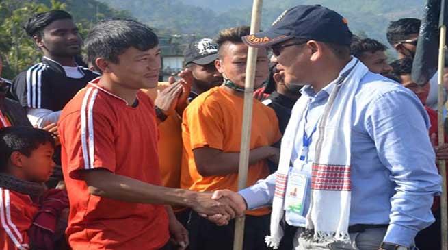 Arunachal: T20 cricket league match inaugurated