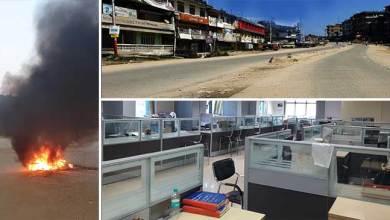 Arunachal: 12-hour capital bandh paralyses normal life in Itanagar