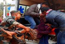 Assam: 6 Killed, 20 injured in bus accident, Army rescues Passengers
