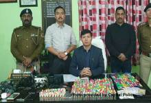 Photo of Itanagar:2 Drug Peddlers with brown sugars nabbed, stolen mobiles, watches recovered