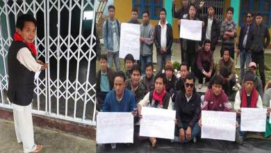 Photo of Arunachal: 32nd Rumgong Development Committee locks up EE PWD office citing prolong absence of official