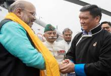 Photo of China opposes  to Home Minister Amit Shah's visit to Arunachal Pradesh