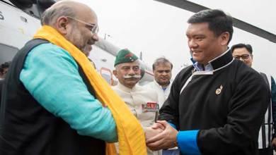 Photo of China opposes to Home Minister Amit Shah's visit to Arunachal Pradesh
