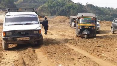 Photo of Arunachal:NH-415 Nirjuli to Banderdewa opens for all Vehicles