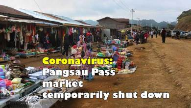 Photo of Coronavirus: Pangsau Pass market in Arunachal Pradesh temporarily shut down