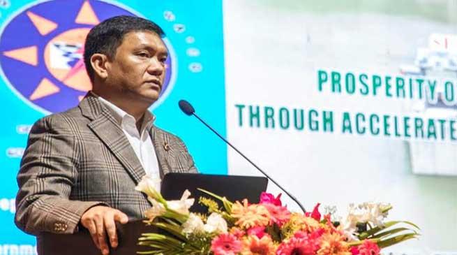 Arunachal Pradesh: Pema Khandu termed hydropower as the future of his state
