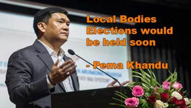Photo of Arunachal: Local Bodies Elections would be held soon- Pema Khandu