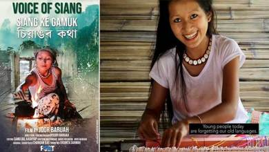 Photo of Voice of Siang screened at the Mumbai International Film Festival